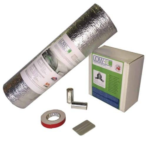 Low-E® Insulation Car Kit