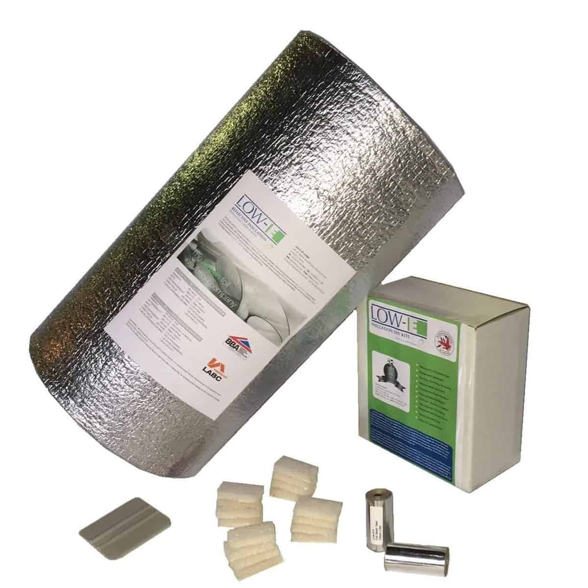 Low-E DIY Duct Wrap Insulation Kit | Next Day Trade