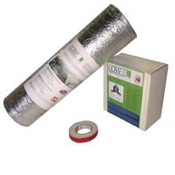 Low-E® Insulation - Radiator Shield Kit